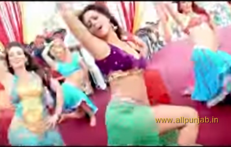 DONT TOUCH MY BODY - BULLETT RAJA - MAMTA SHARMA