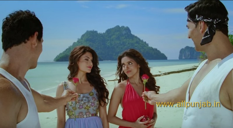 Do You Know - Housefull 2 - Shaan | Shreya Ghoshal