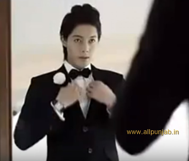 Kim Hyun Joong - The wedding (First Love Story)