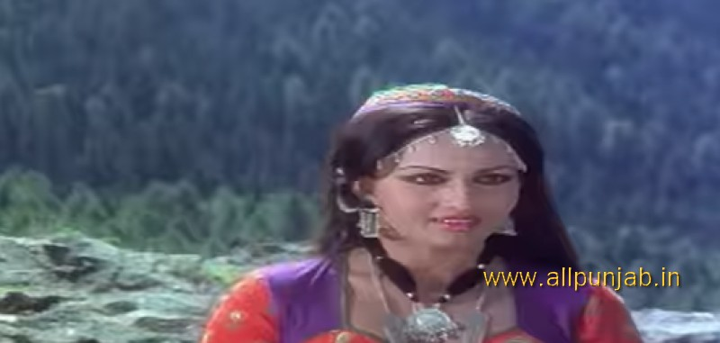 Saare Rishte Naate Tod Ke Aa Gayi - Lata Mangeshkar - Jaani Dushman 1979