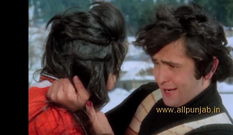 Tere Chehre Se - Kabhi Kabhie - Kishore Kumar - Lata Mangeshkar