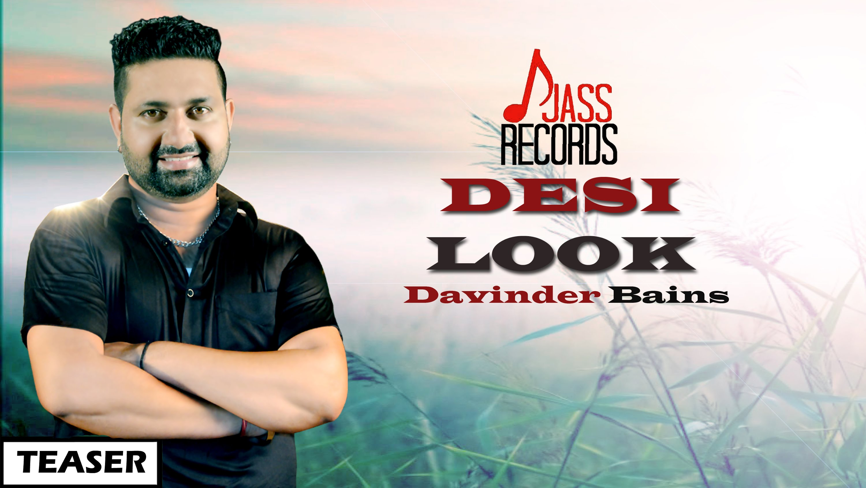 Desi Look - Davinder Bains
