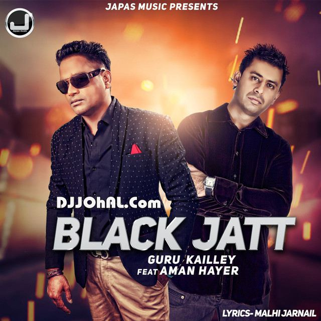Black Jatt - Guru Kailley