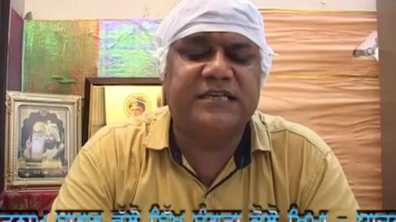 Kaade Muklave Ve - Satnam Sagar
