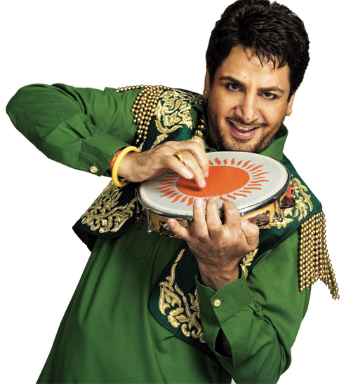 COLLABORATIONS - GURDAS MAAN, SUKSHINDER SHINDA & AB