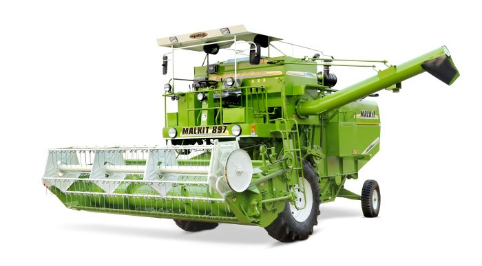 combine for sale Green Color