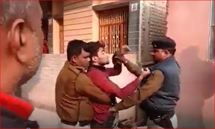 पुलिस को ऐसे लोगो का पहली फ़ुरसत मे... - आमना Faria सिंधिया