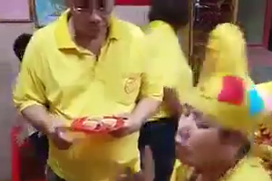 ਜਪਾਨ ਵਾਲਿਆਂ ਦਾ ਬਾਬਾ ਅੱਜ ਟੈਟ ਹੋਊਗਾ - ਵੀਡੀਓ