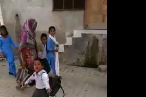 ਸਕੂਲ ਦੀਆ ਛੁੱਟੀਆ ਦਾ ਚਾਅ ਦੇਖ ਲੋ