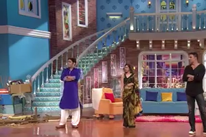 Comedy Night with Kapil - Akshay Kumar