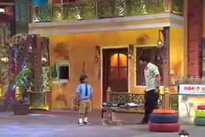 Kapil Sharma comedy show Khajur ka growth