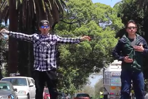 No special effects here - Popping John + Solto - Wao Amazing