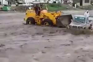 Real heros of Flood Saudi Arabia