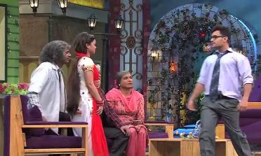 Sarla Special - Kapil Sharma Comedy Show