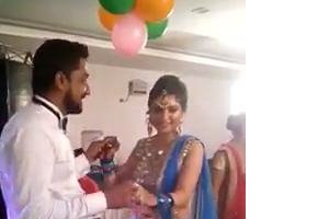 Wedding Couple Dancing very nice