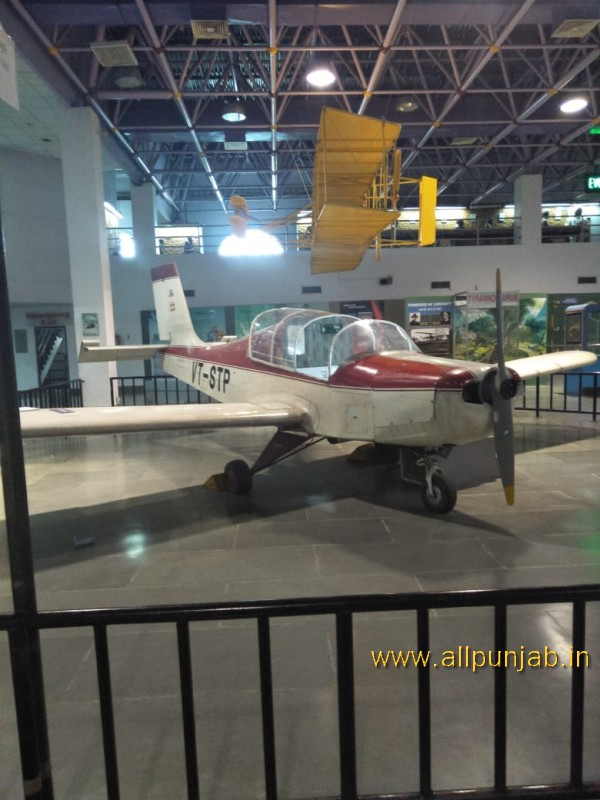Pushpa Gujral Science City - Aeroplane - Kapurthala Road - Punjab Images