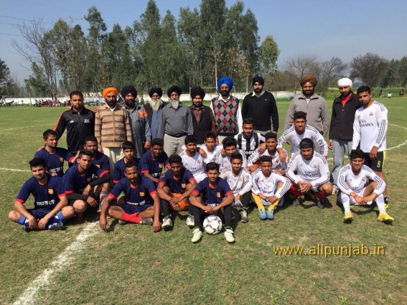 Football Team Paldi, S.Nagina Singh Jangi Memorial Football Stadium