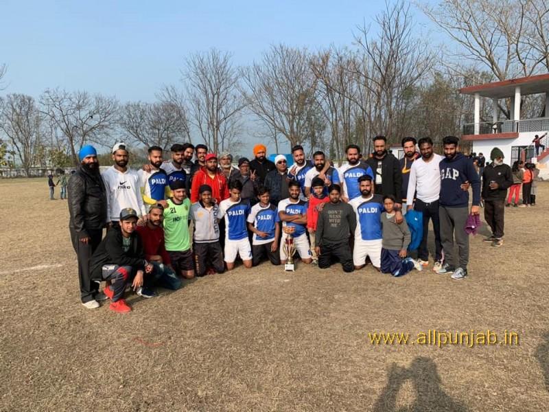 Football Team Paldi
